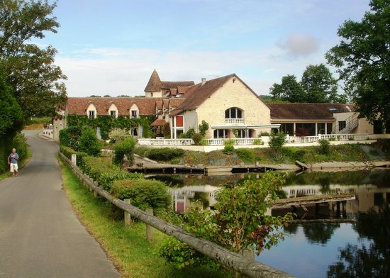 Silence Le Relais des Etangs de Guibert : Beautiful location