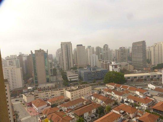 Mercure Sao Paulo Vila Olimpia Hotel: Vista