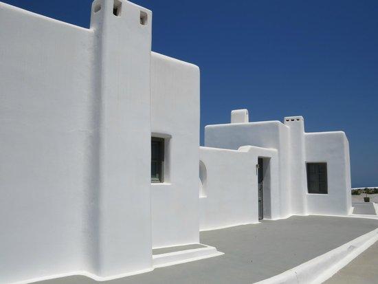 Carpe Diem Suites & Spa: ACCES AUX SUITES