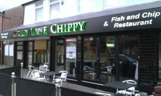 Green Lane Fish and Chip Restaurant: Class place to eat !
