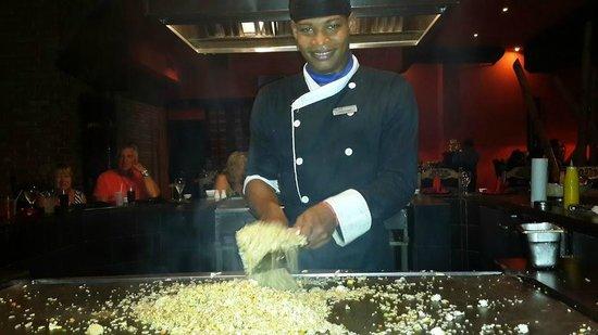 Occidental Caribe : Restaurante japones
