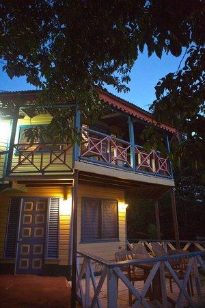 Xtabi Resort : Seaside cottages