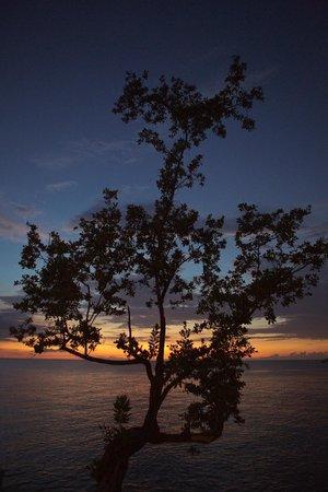 Xtabi Resort : Dee best sunsets at Xtabi