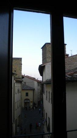"""Locanda del Giglio - Ristorante Fiorentino: vista dalla camera """"la torre"""""""