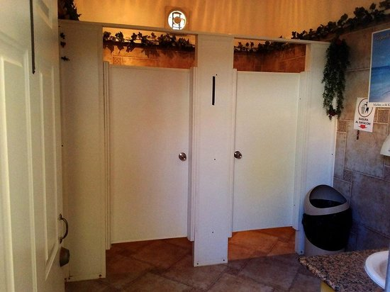 Go Down The Hall To The Bathrooms Picture Of Baileys Restaurant Sosua Tripadvisor