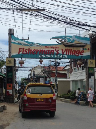 Fisherman's Village: Bophut's Fisherman's Village 8