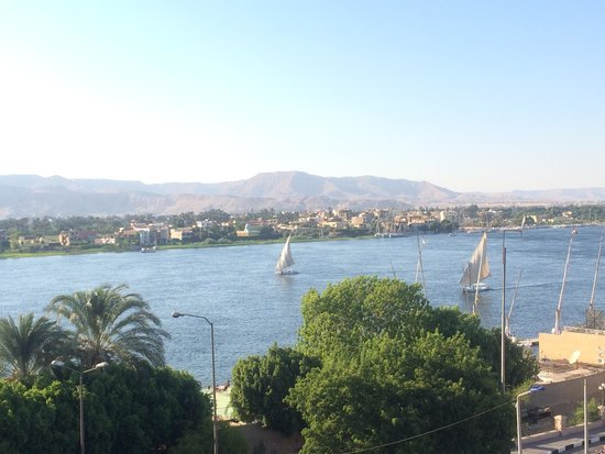 Iberotel Luxor: Views from hotel
