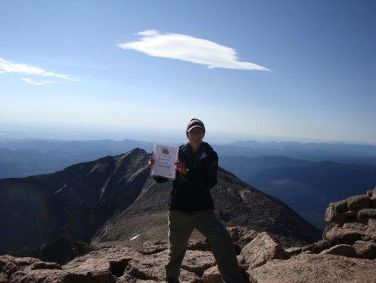 The Wildland Trekking Company : Longs Peak Summit - Rocky Mtn Nat'l Park - Aug. 2014