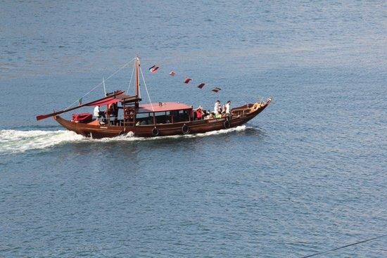 Rio Douro: bateau