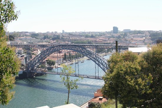 Rio Douro: Pont Eiffel