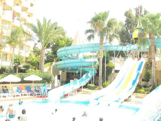 Saphir Hotel: Espace Piscine