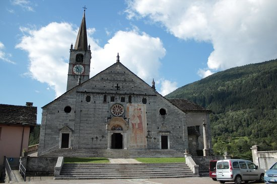 San Gaudenzio Church