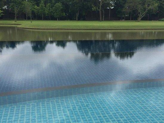 Le Meridien Chiang Rai Resort: Cool pool