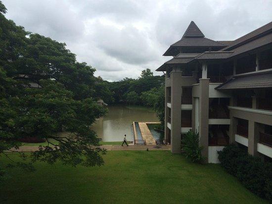 Le Meridien Chiang Rai Resort: Pretty :)