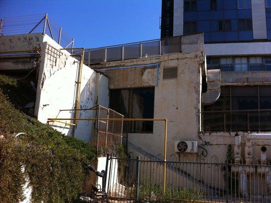 Daniel Herzliya Hotel : вид из номера