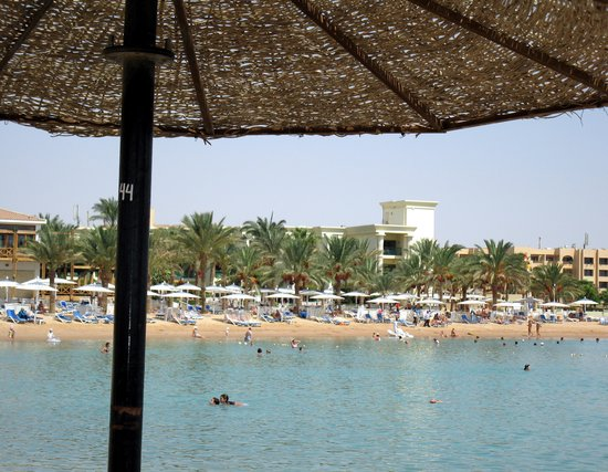 Hilton Hurghada Resort: Hilton Hurgada Resort Beach