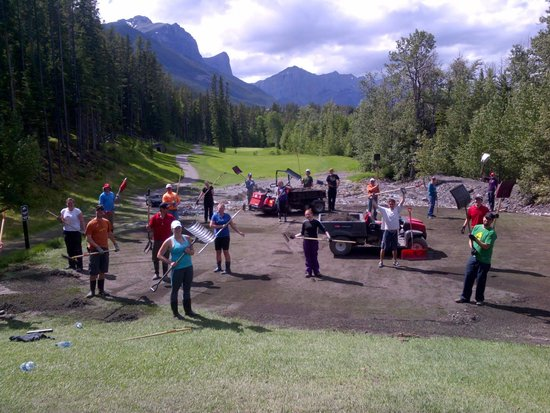 Stewart Creek Golf & Country Club: Great team effort from our phenomenal staff!