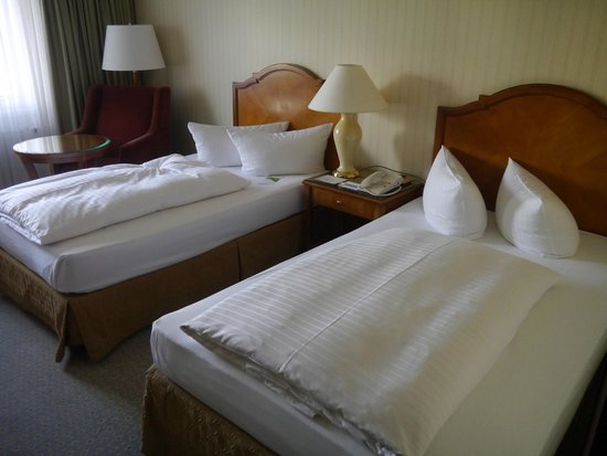 The Westin Bellevue Dresden: Twin Bed