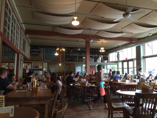 The Prodigal Son Brewery and Pub : Interior