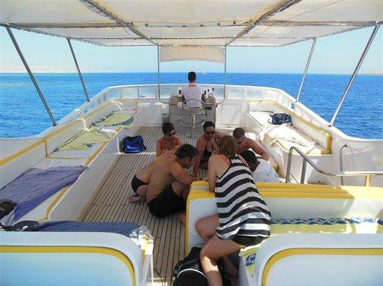 New Son Bijou Diving Center : Tauchgangsbesprechung Gruppe 1
