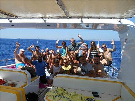 New Son Bijou Diving Center: New SON BIJOU und Gäste