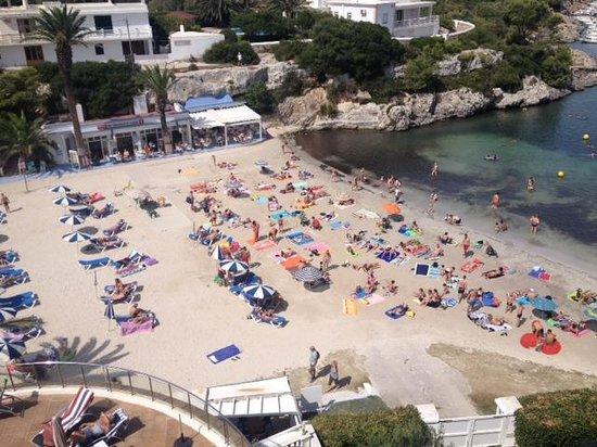 Santandria Playa Hotel: Spiaggia Santandria