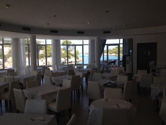Santandria Playa Hotel: Sala colazione hotel Santandria