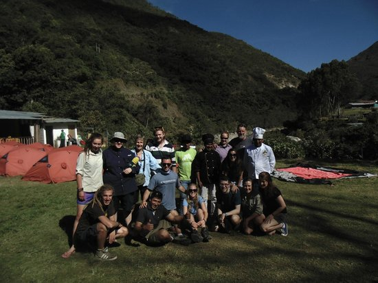 Peru Adventures Paradise Private Day Tours : Second Group Picture