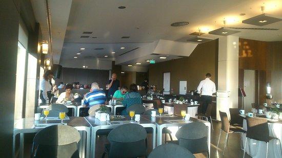 Point Hotel Taksim : breakfast area