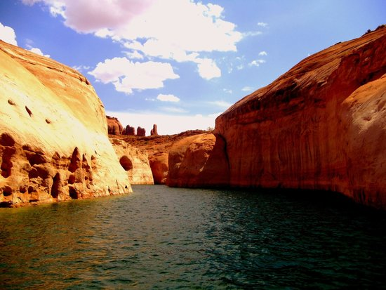 Lake Powell: Bellos colores!