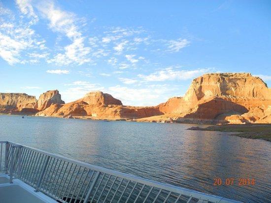 Lake Powell: maravillosos paisajes!