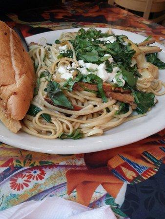 Magnolia Cafe: Pasta