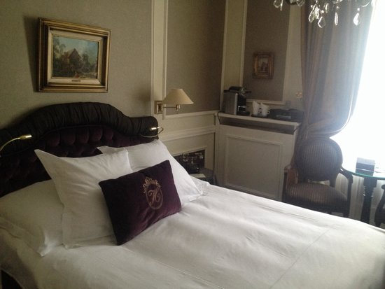 Hotel Heritage - Relais & Chateaux: Room 33