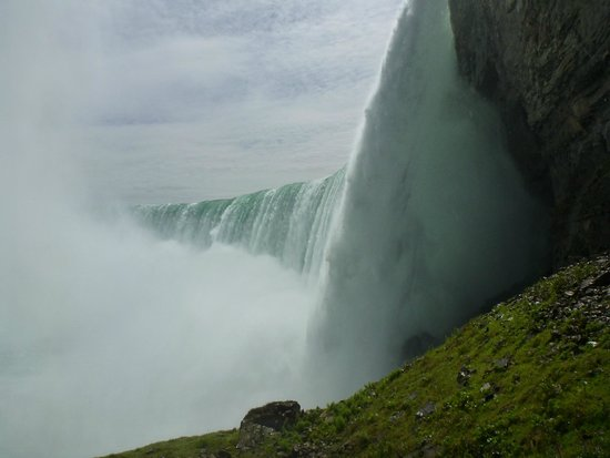 Journey Behind the Falls: Behind the Falls