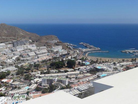 Colina Mar Apartments : beach view