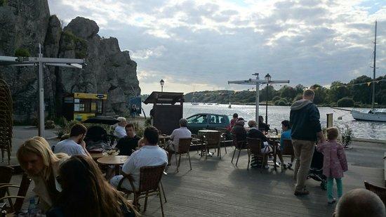 La Roche-Bernard, France: Superbe endroit pour se détendre...