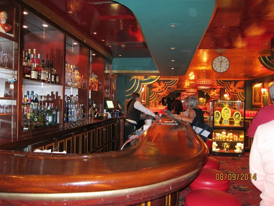 Bar area - Picture of The Russian Tea Room, New York City - TripAdvisor