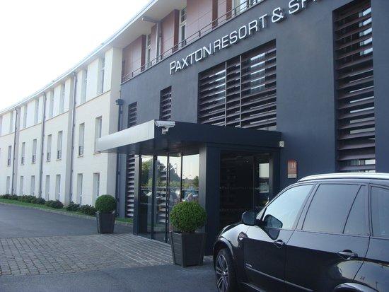 Paxton Resort & Spa : entree