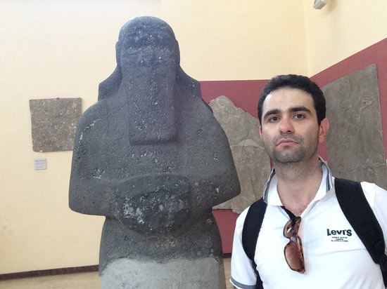 Archäologisches Museum Istanbul (İstanbul Arkeoloji Müzesi): Great historical stones
