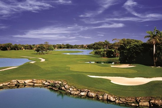 Playacar Golf Club: Take The challenge at the Paradise.