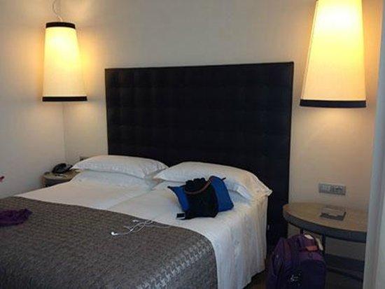 Starhotels E.c.ho.: Twin bed