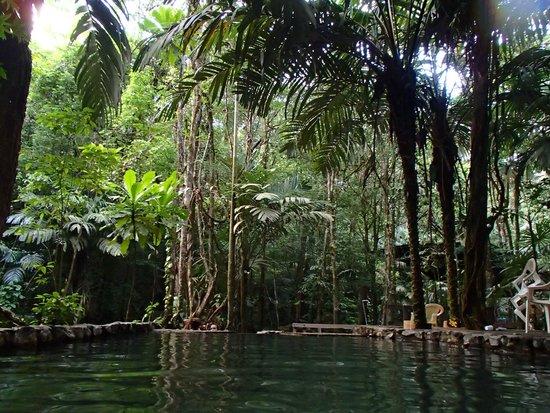 Ecotermales Fortuna: Hot spring