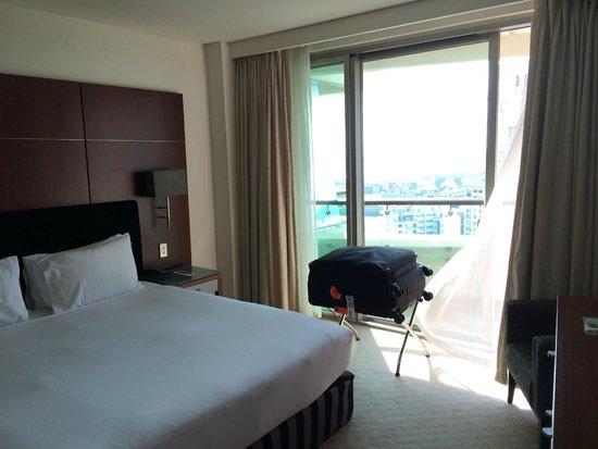 Pullman Auckland: Bedroom