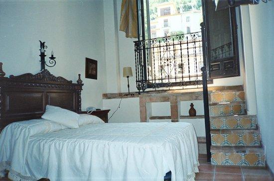 Hotel Zaguan del Darro: Habitación