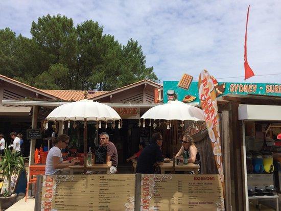 le balian caf soustons restaurant avis num ro de ForRestaurant Soustons