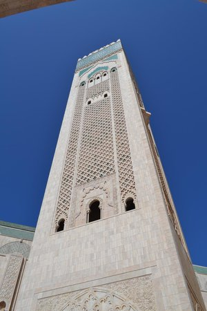 Hassan-II.-Moschee: Mezquita de Hassan II