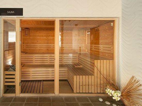 Villa Del Mar Hotel : Sauna