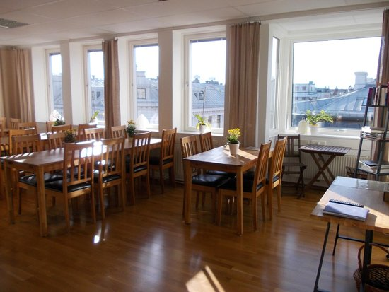 Le Mat B&B Goteborg City: Breakfast/dining area
