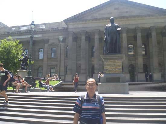 State Library of Victoria: At the library~