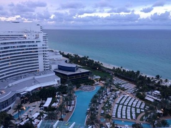 Fontainebleau Miami Beach : From tresor suite